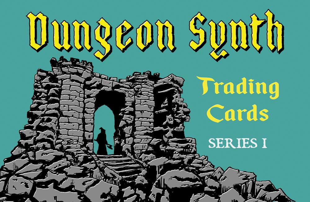 Series-Dungeon Synth Cards Series 1 Poster